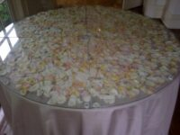 round table glass