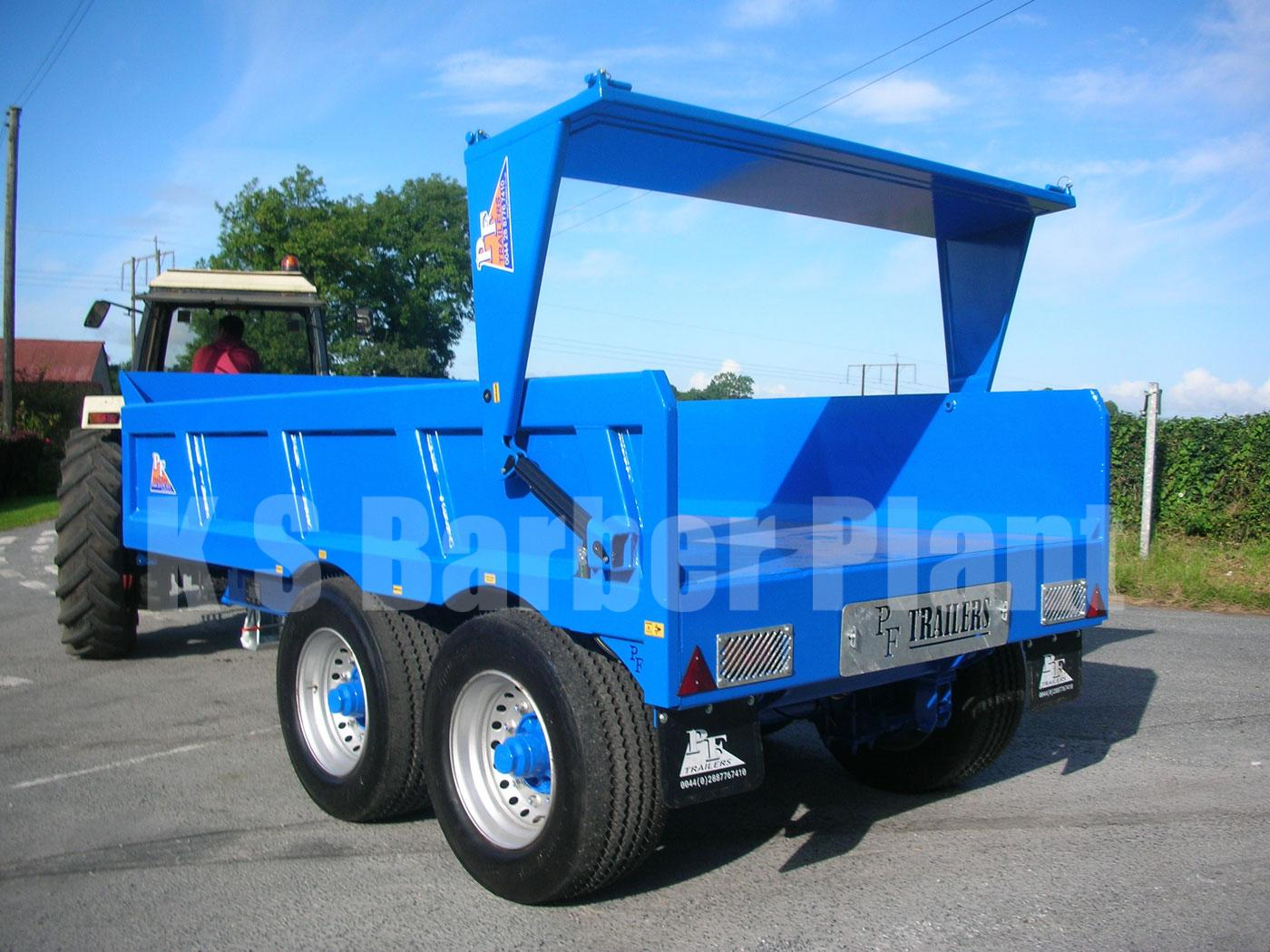 12T, 14T & 16T Multi Purpose Trailers