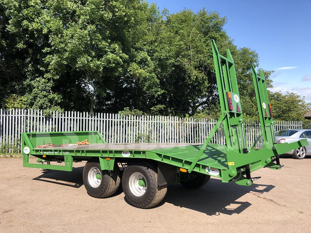 NEW PF LOW LOADER TRAILER