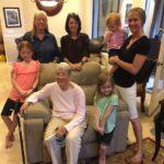 5 generations! Adoptee w/birth mom, grandma, daughter and granddaughters