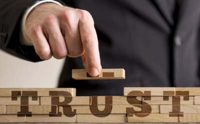 Soundboard Blog, Trust: Hard to Build, But Easy to Lose