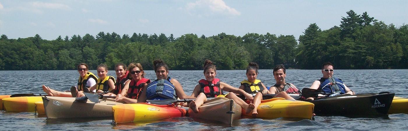 norton kayak summer camp