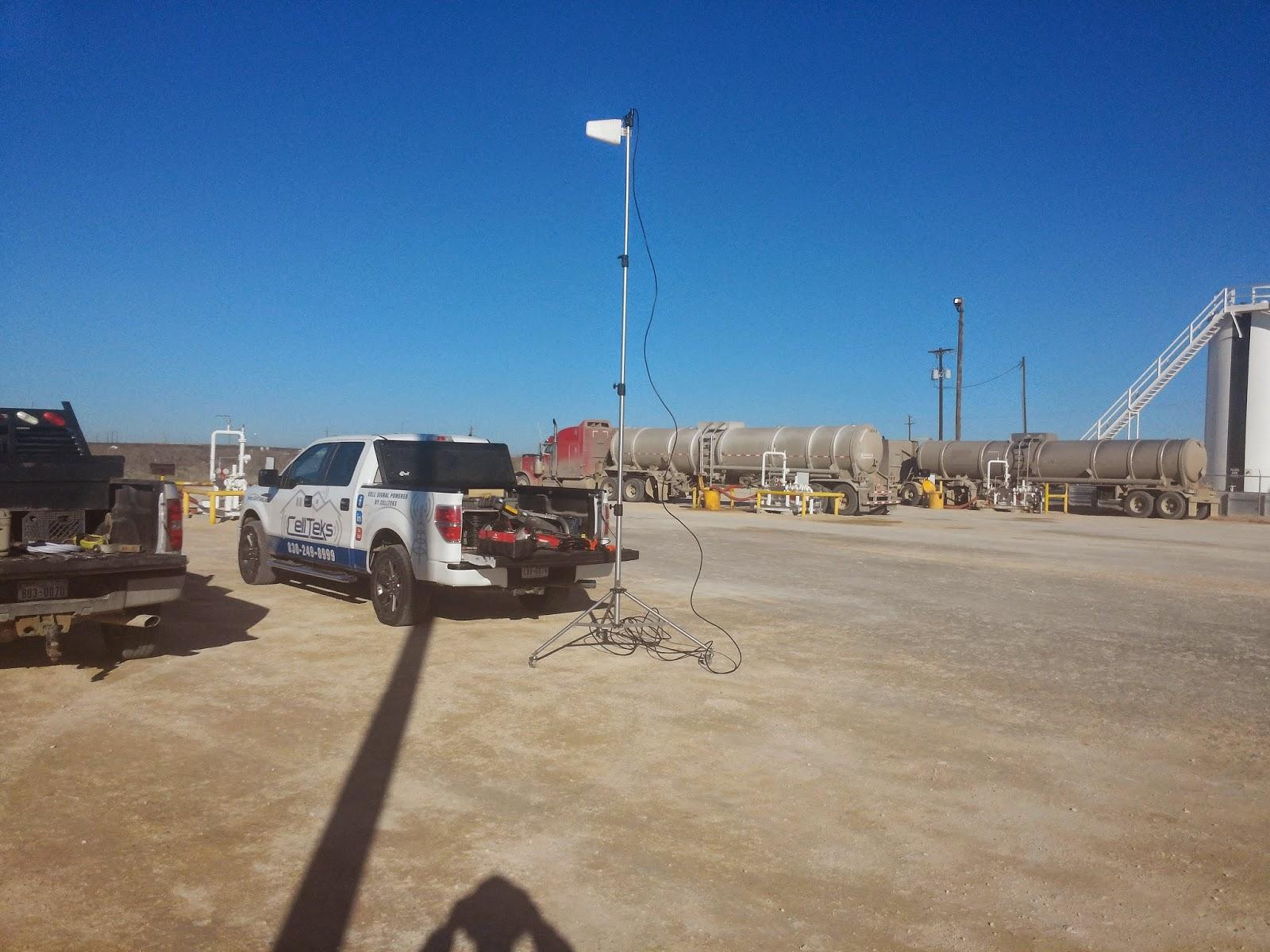 cellteks oilfield 2