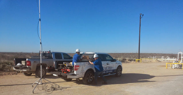 Oil Fields Need Good Wi-Fi and Cell Signal for Operations
