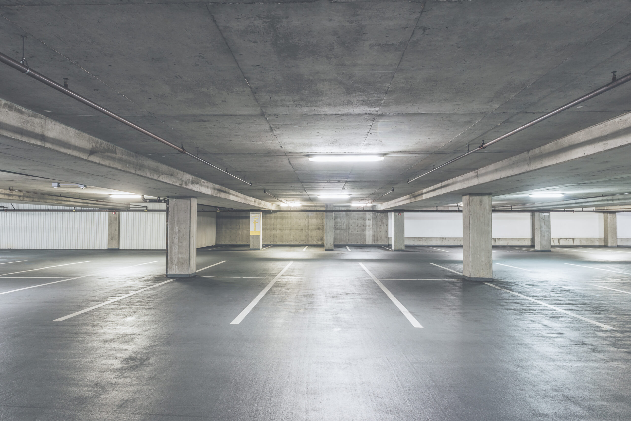 Cell Signal Boosters For Parking Garages