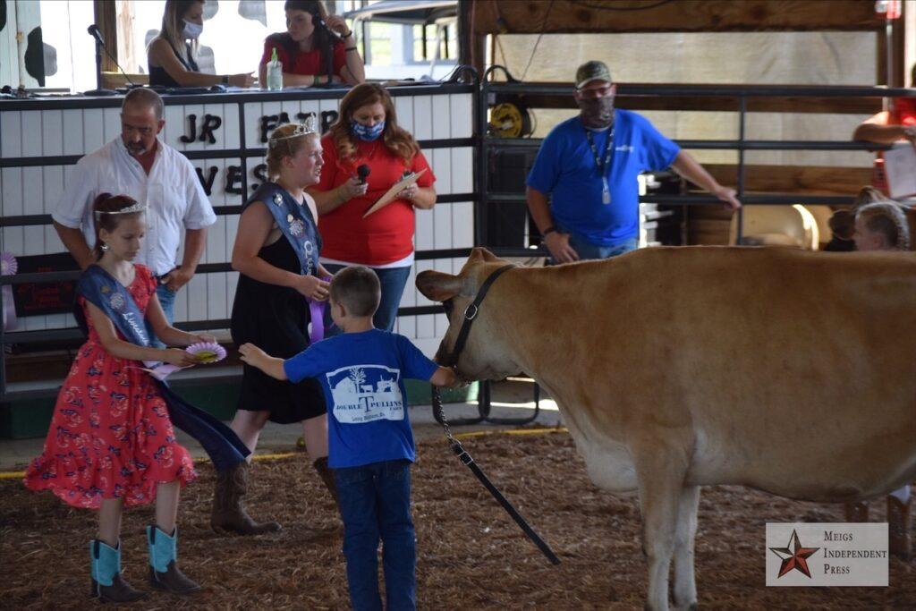2020 Meigs County Fair Dairy