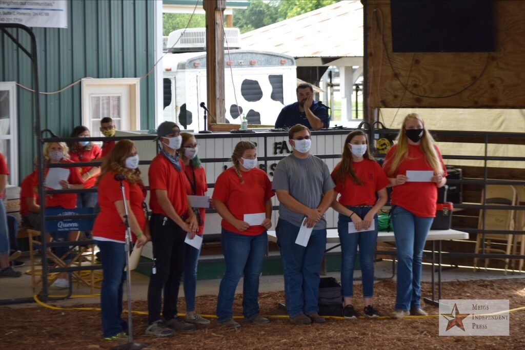 2020 Meigs County Fair Opening Ceremony
