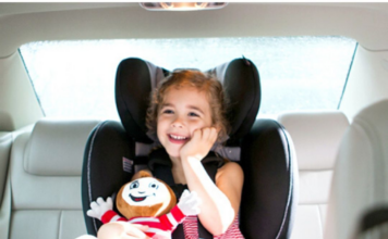 Ohio car seat safety