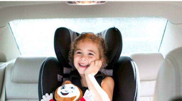 Ohio car seat safety