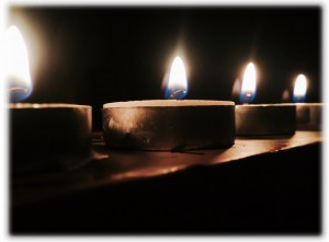 obit candles CG