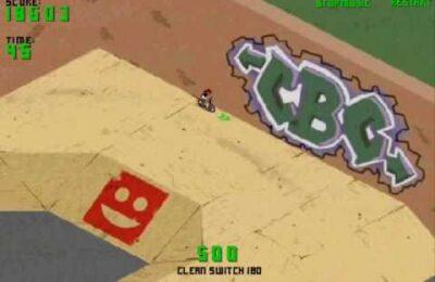 bmx park game
