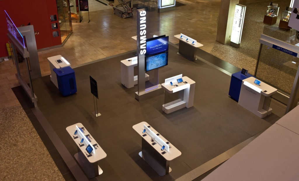 Samsung Retail Activation