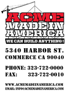 ACME - Contact Address