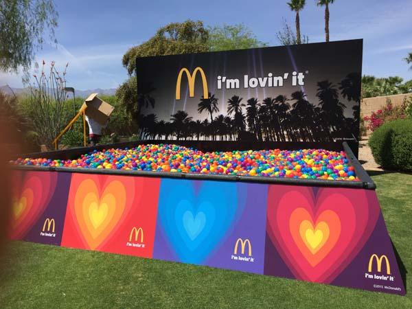 ACME - McDonald's Ball Pit 2