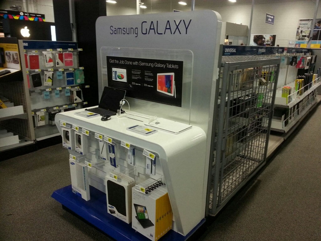 Samsung End Cap - ACME