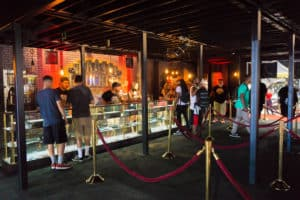 Brass Knuckles High Life Retail Store