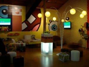 Nickelodeon Spongebob Themed Space