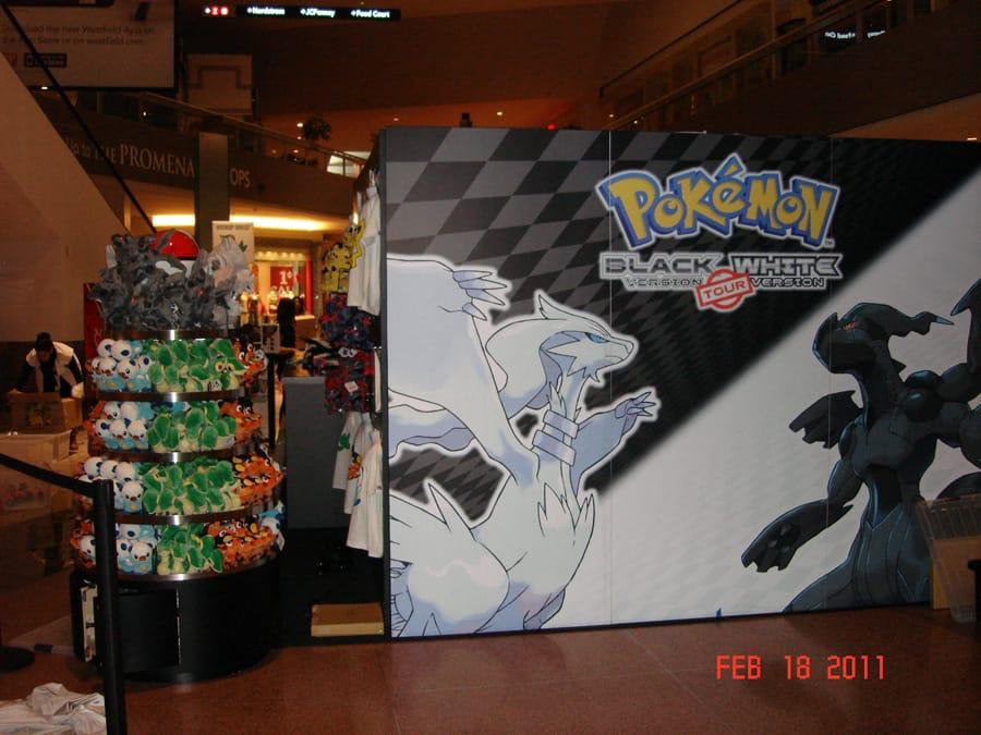 Nintendo Black & White International Marketing Event