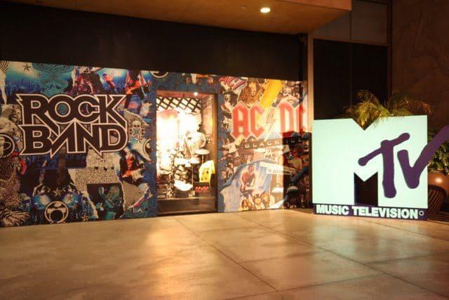 MTV Rockband Event