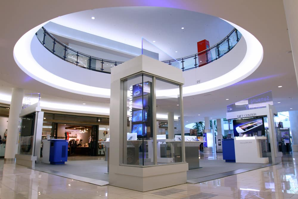 Samsung Galaxy Experiential Marketing