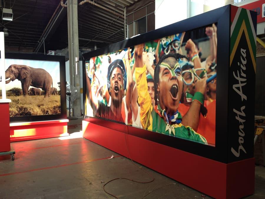South Africa Tourist Bureau Special Event