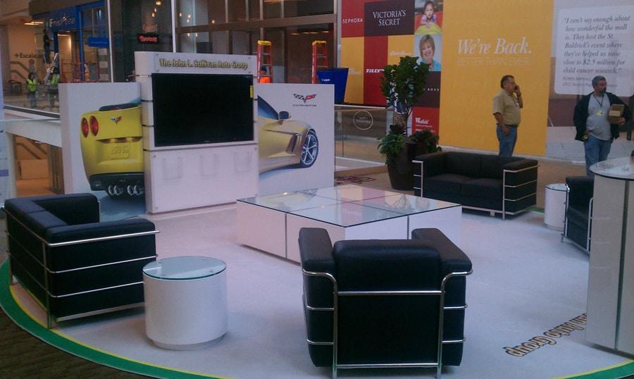 Furniture Creation Sullivan Auto Group