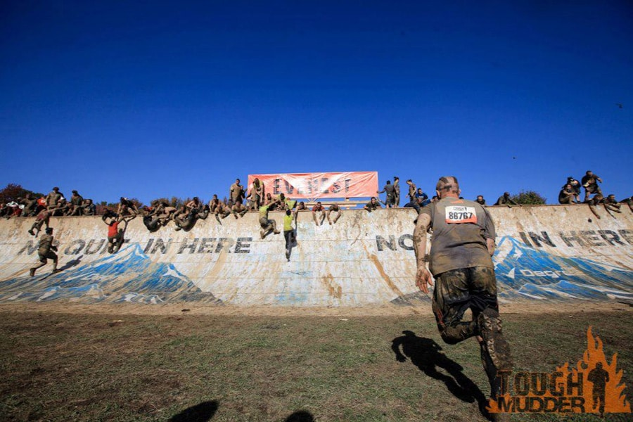 Tough Mudder Experiential