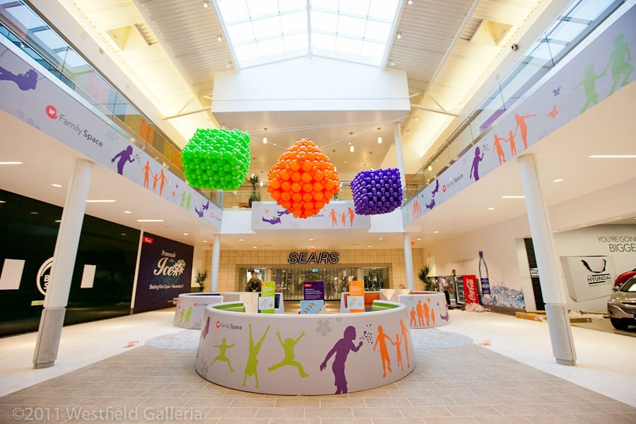 Event Production For Westfield