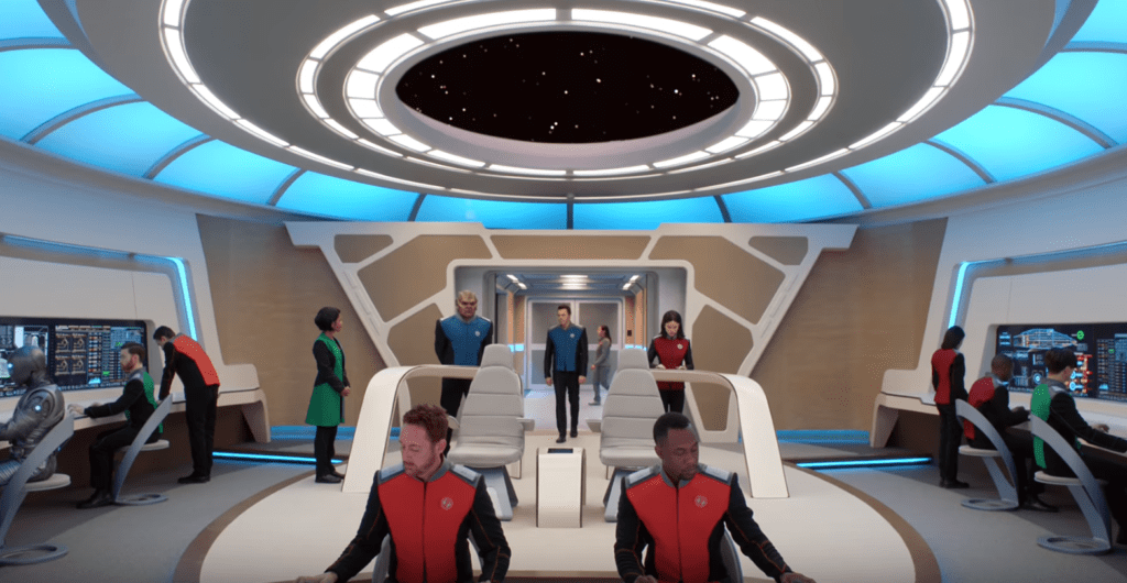Orville Custom Scifi Set