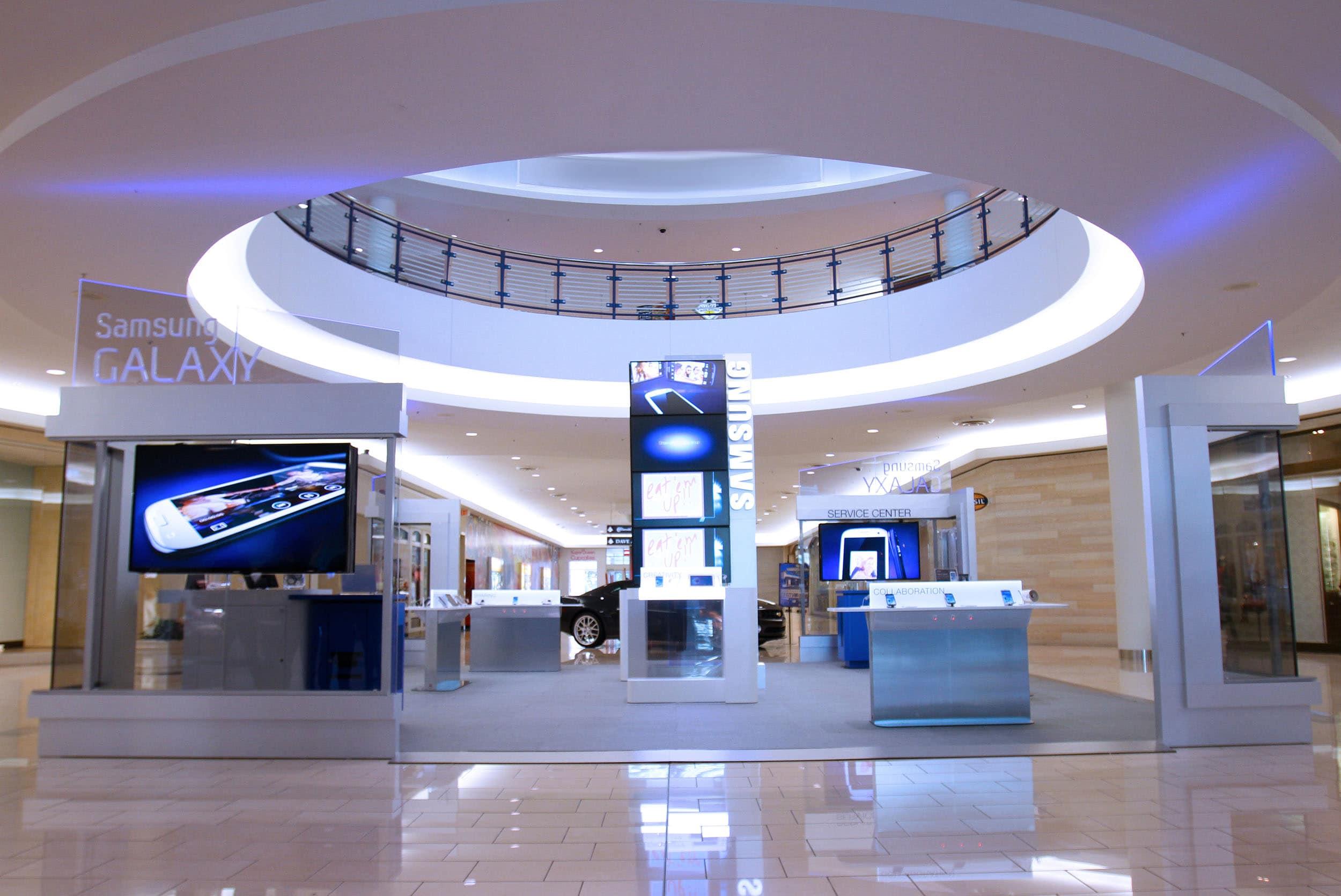 Samsung Mall Activation