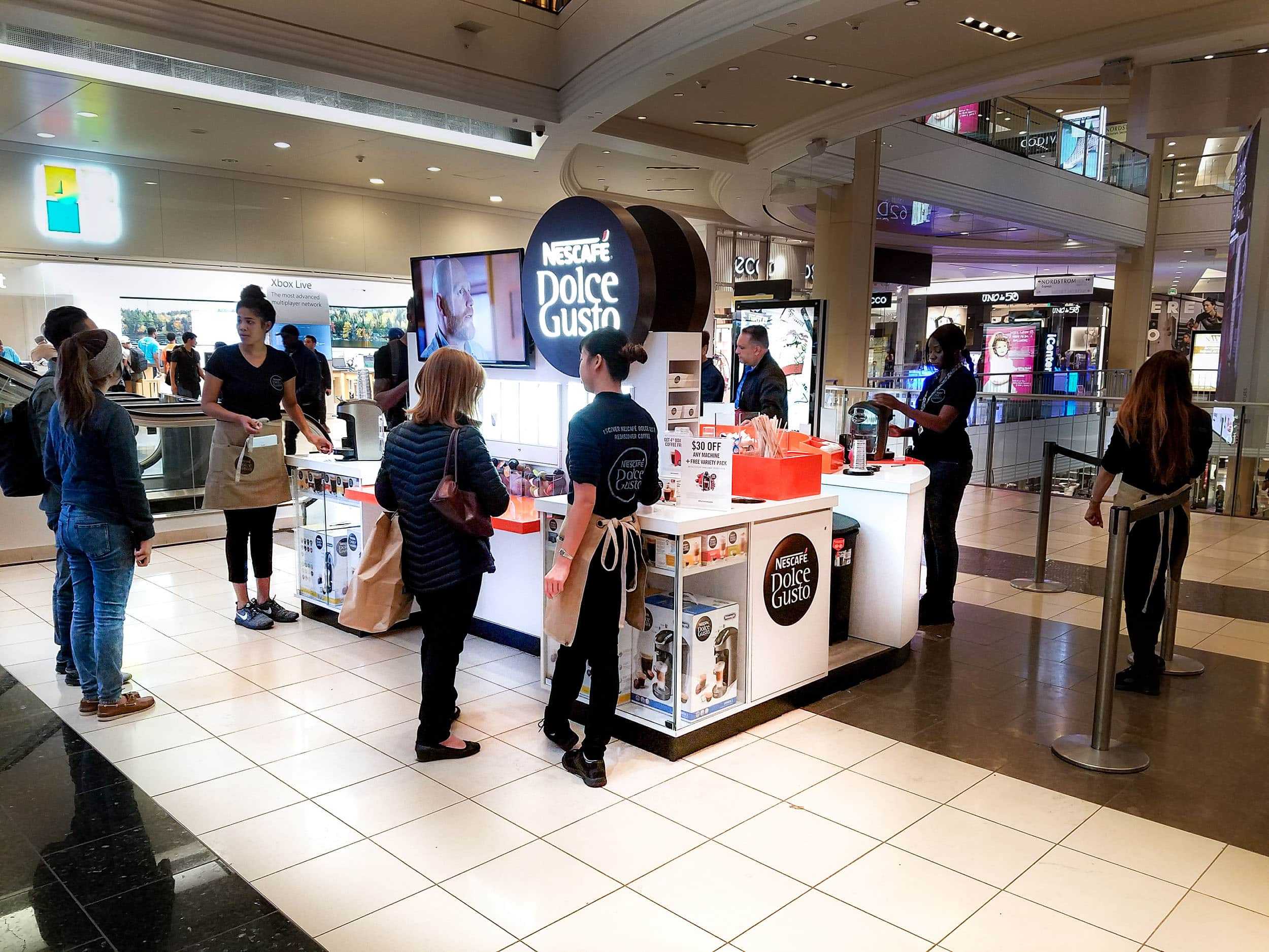 Mall Tour Marketing