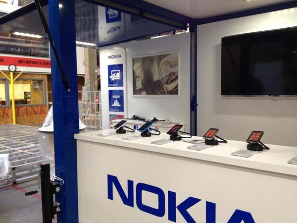 Nokia Pod Pop-Up Shop