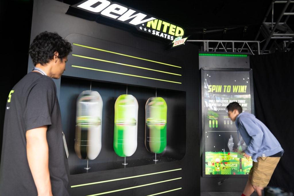 Supersized Slot Machine