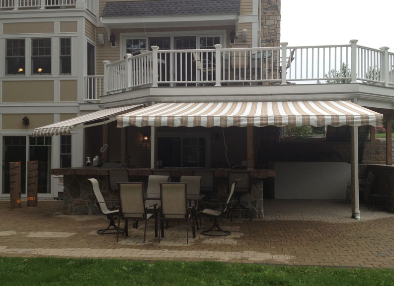 Benefits of Motorized Retractable Awnings