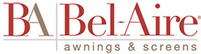 Belaire awnings logo