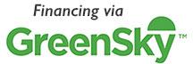 Financing via GreenSky