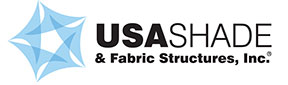 USA Shade & Fabric Structures logo
