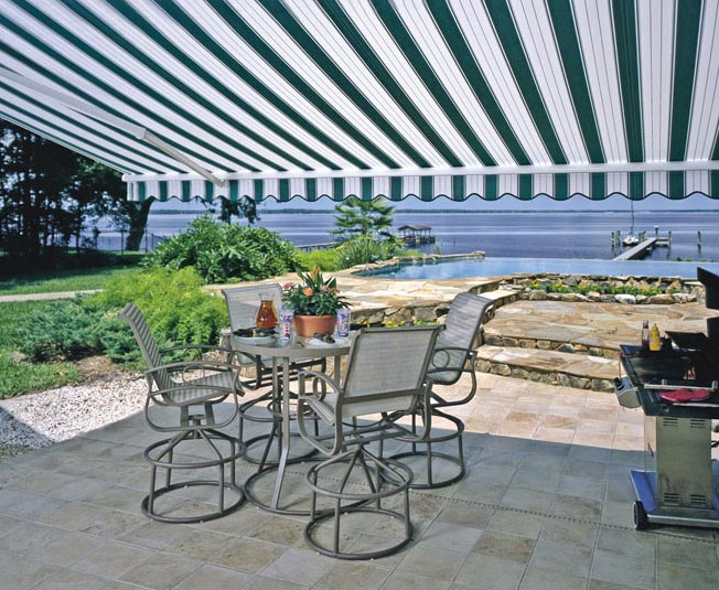 The Sunesta Retractable Awning by Sunesta