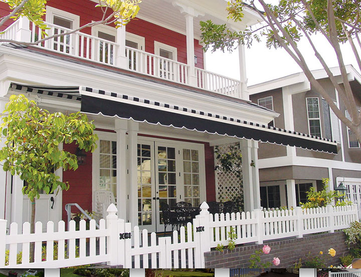 Futureguard high-quality retractable awnings