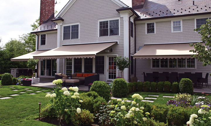 Futureguard Newport retractable awning