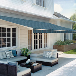 Sunsetter Platinum Retractable Awnings Mr Awnings A