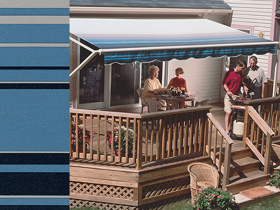 SunSetter fabric selections