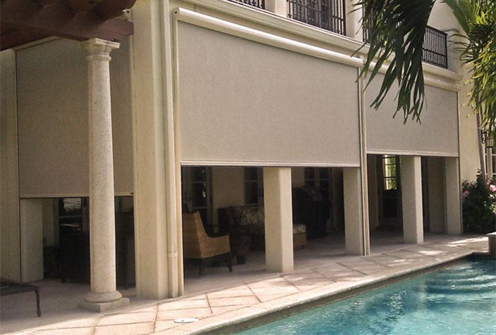 Sunesta Sentry retractable patio screens
