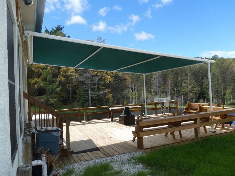 Abnormally Warm Fall Expected, Still Time To Enjoy Your Retractable Awning