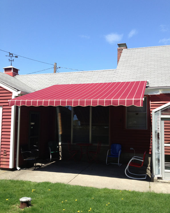 Manual Vista Awnings Mr Awnings A Sunspaces Company