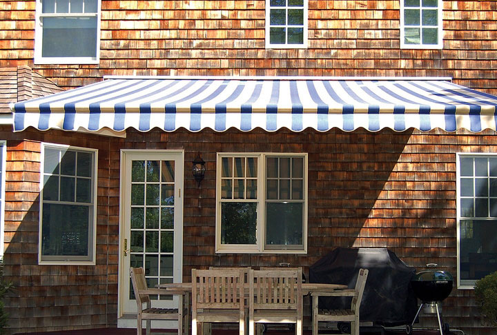 Retractable Awnings from Sunspaces in Massachusetts