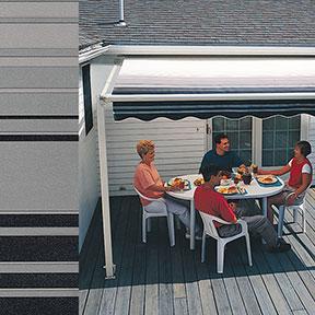 SunSetter Black Stripe 2805
