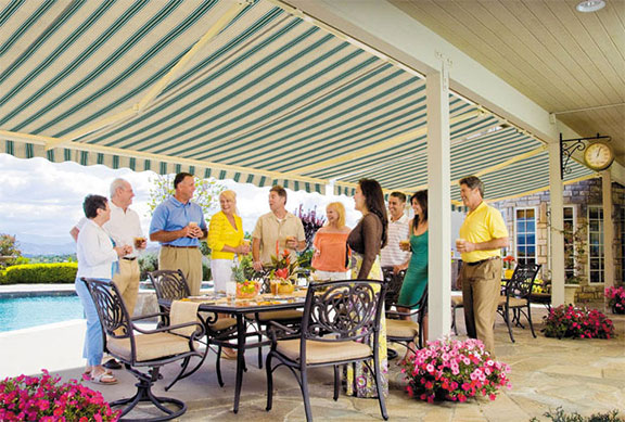 Choosing The Right Awning Fabric For Your Home Or Business