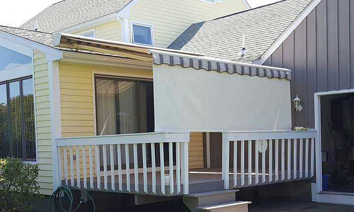 SunSetter Motorized PRO and XL awnings