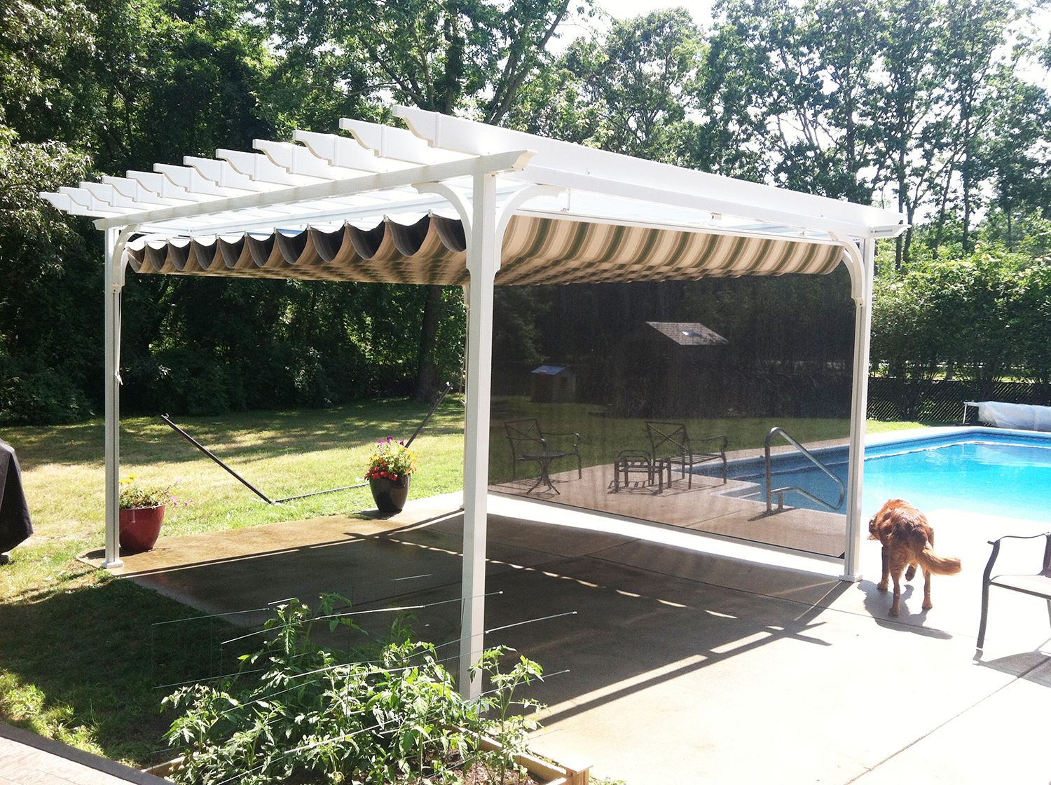 What Is A Retractable Awning, And Is It The Right Shade Choice For My Outdoor Space?